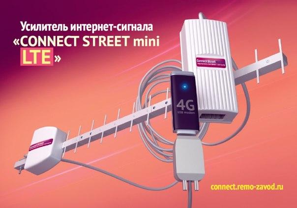 Антенны для 3G/4G модемов