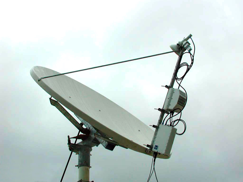 Двухсторонний спутниковый интернет VSAT